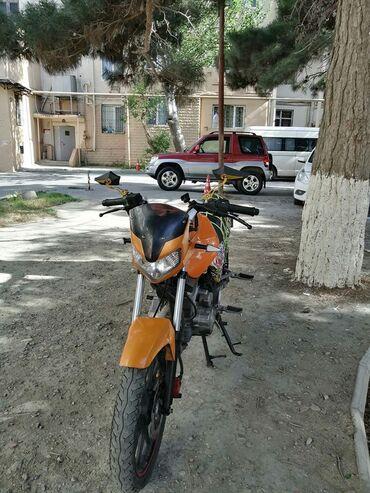 zontes - Azərbaycan: Zontes 2014 modeli.150 cc,motor qaydasındadı heç bir problemi yoxdur
