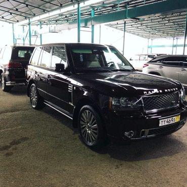 Land Rover Range Rover 2012 в Бишкек