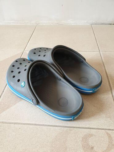 Фирменные тапочки crocs(croslite)made in bosniaНосил пару