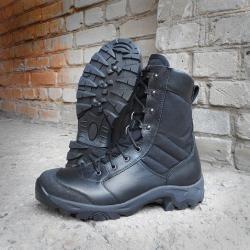 Мужские ботинки в Кыргызстан: Демисезонные берцы для службы,работы,охоты или рыбалки.Производство