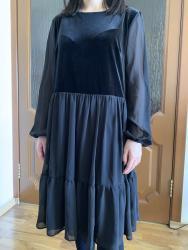 платье бархатное в Кыргызстан: Бархатное шикарное платье, состояние отличное. Турция
