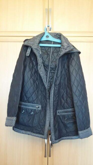 Продаю куртки:Описание:Синяя куртка зима,б/у,размер 52-54,удлинённая