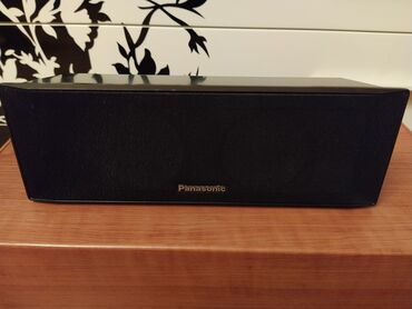 музыкальный центр panasonic в Азербайджан: Panasonic dinamik kalonka SB-PS760 MODEL 110W 3om Ela veziyyetde