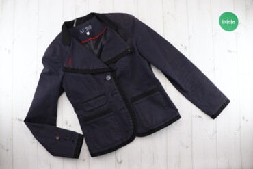 Жіночий піджак Armani Jeans, р. S    Довжина: 64 см Ширина плечей: 40