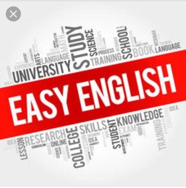 Преподаю английский язык на дому в Бишкек