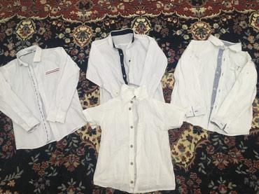 Детские рубашки б/у производство в Баетов