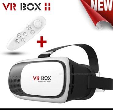 Vr box 3d virtualne naocare+kontroler  virtyal reality 3d  naočare su  - Beograd