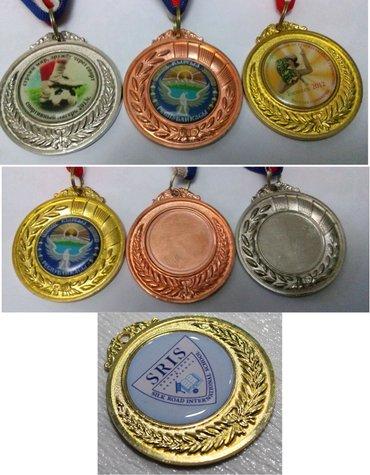 Медали кнр, диаметр 65мм в Бишкек