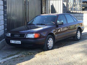 Audi a8 28 tiptronic - Кыргызстан: Audi S4 2 л. 1992