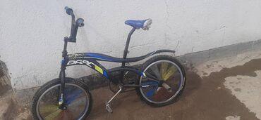 Спорт и хобби - Кок-Ой: Продается BMX в хорошем состоянии Пользовался всего 3 месяца Цену еще