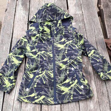 Dečije jakne i kaputi | Obrenovac: Topolino jaknica za dečaka s kapuljačom, od soft materijala,skoro da