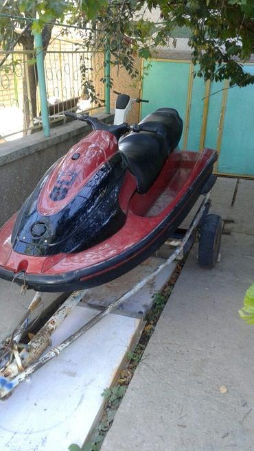 Срочно продаю 2такный водный скутер в Бостери