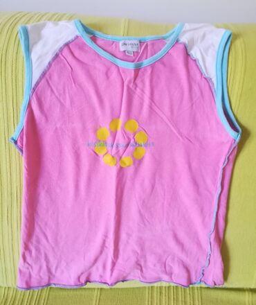 Dečiji Topići I Majice | Vranje: Pamučna kvalitetna majica bez rukava vel 10, obim grudi 70 cm, dužina