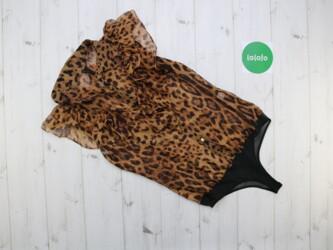 Жіноча блуза-комбідрес з оборками Nubile Time р. S    Довжина: 70 см Н