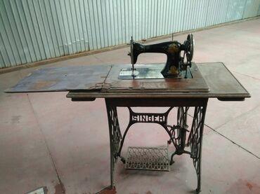 Антиквариат - Бишкек: Швейная машина Зингер, 1911 года выпуска, в рабочем состоянии