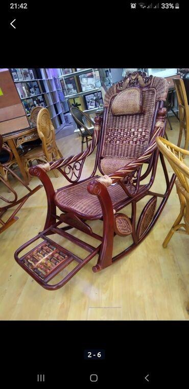 Кресла в Кыргызстан: Кресло качалка 30 миң сом