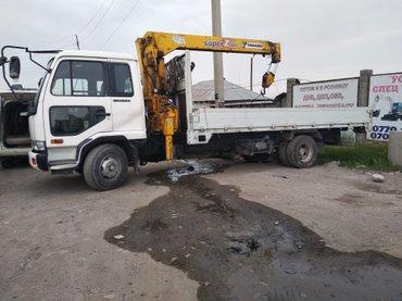 Услуги манипулятор в Бишкек