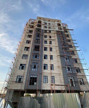 дизель квартиры в бишкеке продажа в Кыргызстан: Элитка, 1 комната, 52 кв. м Раздельный санузел, Линейка (планировка)