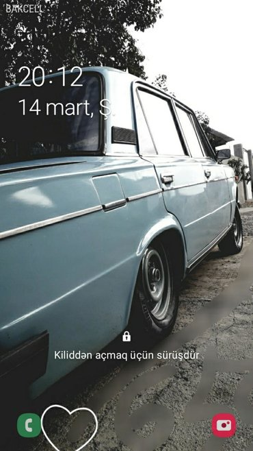 vaz lada 2106 - Azərbaycan: VAZ (LADA) 2106 1989