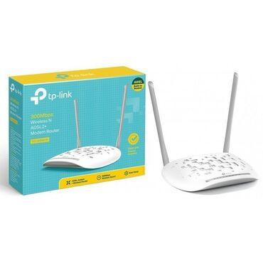 - Azərbaycan: Tplink modem routerTP-LINK TD-W8961N simsiz modem router bir ADSL2 +