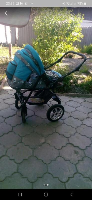 Продаю коляску российского в Бишкек