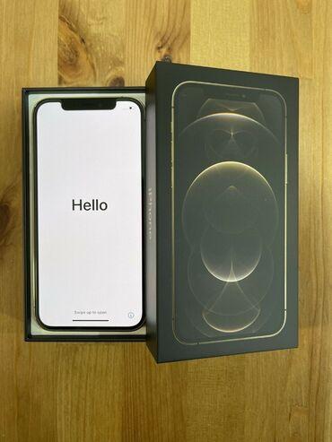 Νέα iPhone 12 Pro 256 GB Χρυσός