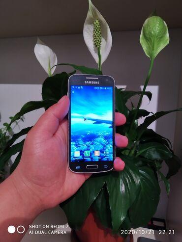 Samsung - Кыргызстан: Б/у Samsung Galaxy S4 8 ГБ Синий