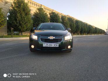 Chevrolet - Azərbaycan: Chevrolet Cruze 1.4 l. 2015 | 93200 km