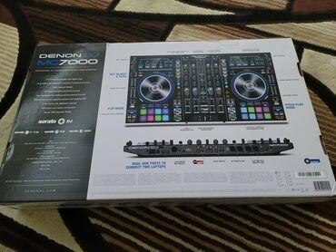 Denon DJ MC7000 4 Channel Professional DJ Controller w/ 16 Performance