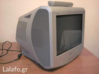 Sony trinitron-tv KV14LT1E real flat αριστη καταπληκτικη εικονα σε Prefecture of Athens