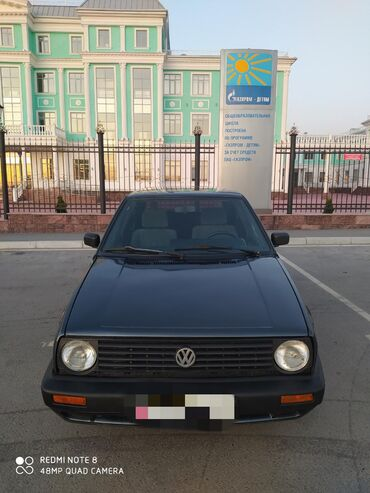 Volkswagen Golf 1.3 л. 1991 | 12345 км