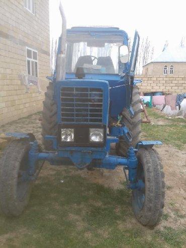Yük və kənd təsərrüfatı nəqliyyatı Ətcələrda: Belarus traktor 80 satılır naxadi texnikadir mator karobka narmalnidir