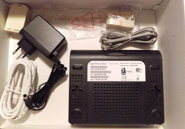 ADSL2 Modem/Router Technicolor TD1526v2 σε Λυκόβρυση - εικόνες 3