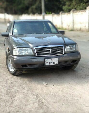 Mercedes-Benz - Gəncə: Mercedes-Benz C 200 2 l. 1994   393000 km