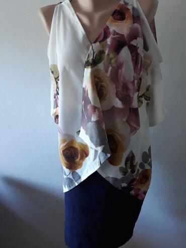 in Kikinda: Sira bluza zanimljivog kroja nova Pronto Nisvelicina XL