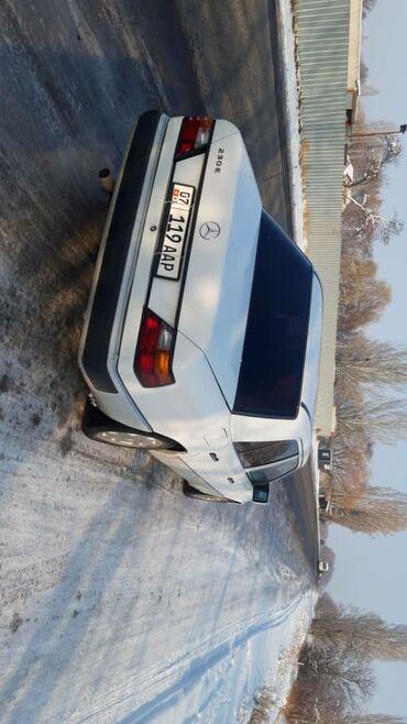 биндеры 230 листов электрические в Кыргызстан: Mercedes-Benz W124 2.3 л. 1993