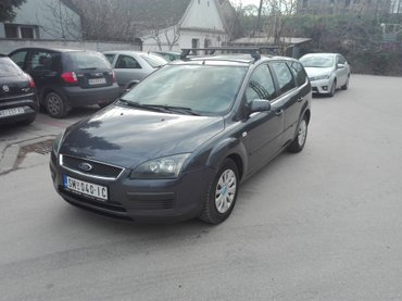 Ford focus 2005. G. 1,6tdci registrovan do 15. 09. 2018. Auto - Vrbas