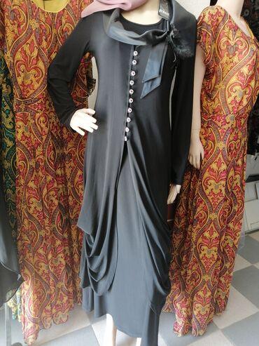 Женская одежда в Джалал-Абад: Распродажа!! Платье Двойка. Производство Турция. Материал масло