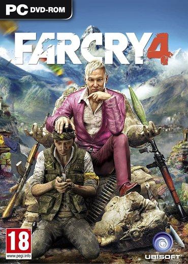 Pc igra farcry 4  (2014)  u ponudi imamo veliki izbor pc igara za - Beograd