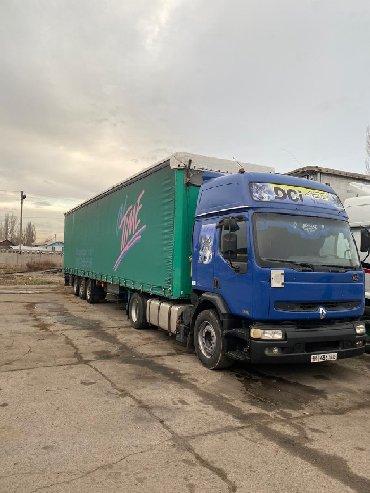 reno kengo 19 в Кыргызстан: Reno premium 420 dci, 105-куб