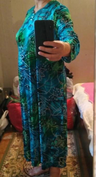 Платье женское нацианальное.Б/у в Лебединовка