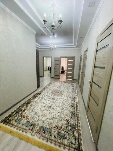 Продажа квартир - Дизайнерский ремонт - Бишкек: Элитка, 3 комнаты, 135 кв. м Бронированные двери, Видеонаблюдение, Дизайнерский ремонт