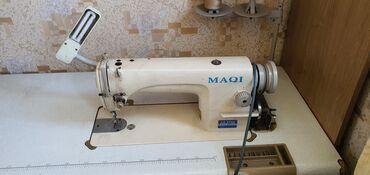 промышленная соковыжималка бишкек in Кыргызстан   СОКОВЫЖИМАЛКИ: Продаётся промышленная швейная машина MAQI в отличном состоянии. В цех
