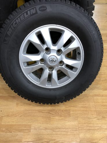 Sumqayıt şəhərində Cip ( Land cruiser, Lexus) diski və təkərləri satılır 285-65-r17