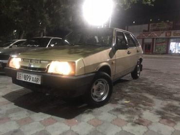 ВАЗ (ЛАДА) 2109 1.3 л. 1988 | 40000 км
