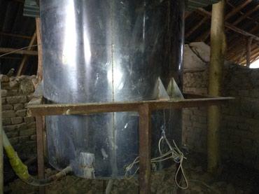 Бак из нержавейки объем 1300 л. в Кара-Суу