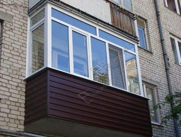 Утепления балконов и лоджии качественно в Бишкек