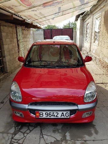 Daihatsu в Бишкек: Daihatsu Sirion 1.3 л. 2000 | 220000 км