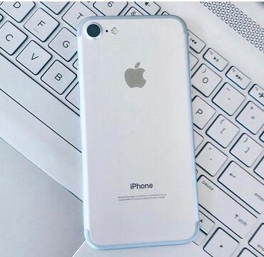 бытовая техника каракол в Кыргызстан: IPhone 7 | 256 ГБ | Белый | Б/У