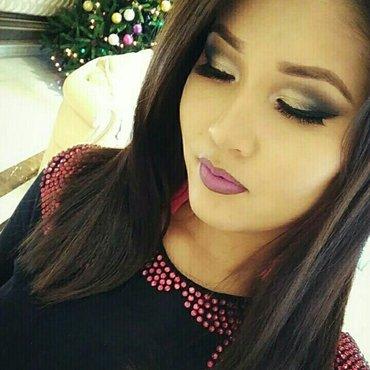 новогодные скидки!!! 🎉. любой макияж всего за 700сом+коррекция бровей в Бишкек